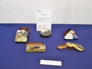 銅板飾り箱                       作:桶本忠弘 会員
